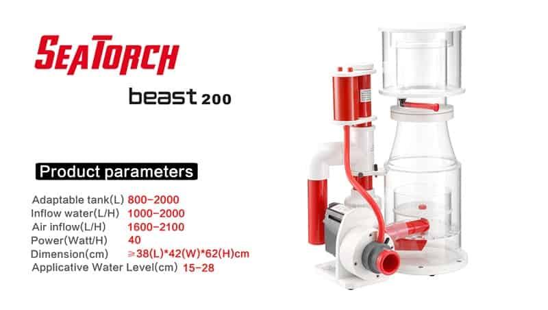 beast 200ex full