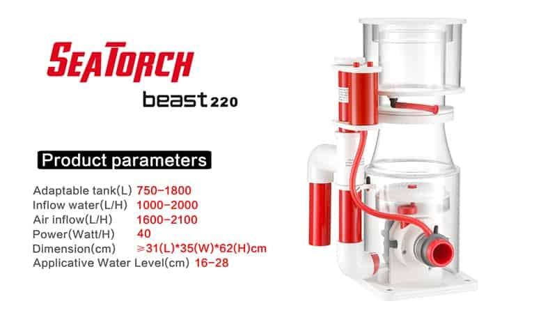 beast 220 full